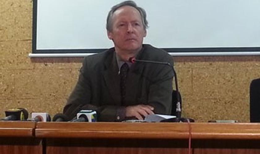O secretário de Energia Elétrica do Ministério de Minas e Energia, Ildo Grüdtner