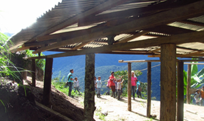 Colômbia_comunidade cristã