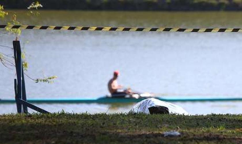 Corpo de jovem foi encontrado na raia olímpica da USP
