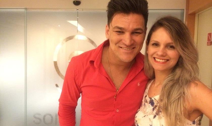 Dan Marinho anuncia nova fase ministerial, junto à esposa