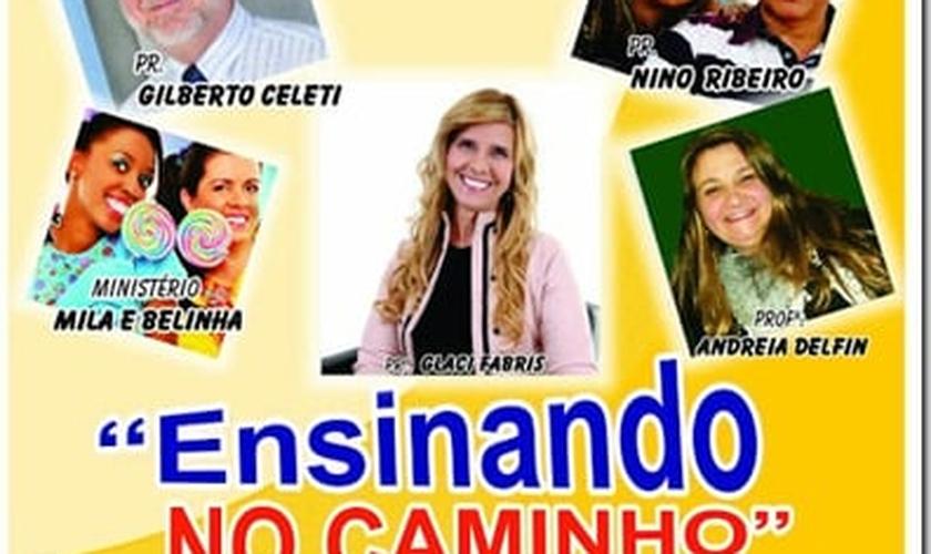 Congresso Brasileiro de Professores e Líderes do Ministério Infantil acontecerá em novembro