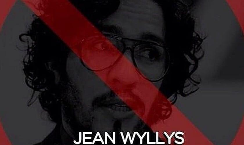 """#JeanWyllysNaoMeRepresenta"" lidera ranking nas mídias sociais"