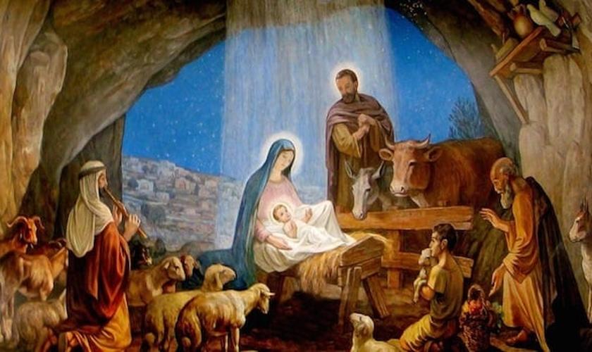 Quase 80% dos norte-americanos afirmam que o Jesus deveria ser mais citado no Natal