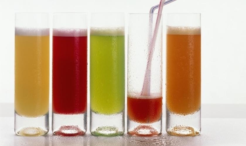 Sucos funcionais