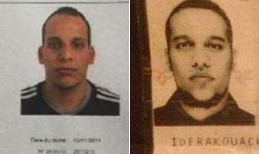 suspeitos ataque em Paris
