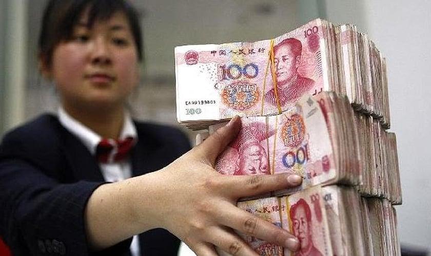 Cristãos chineses estão se tornando menos interessados no ministério e mais focados em ganhar dinheiro.