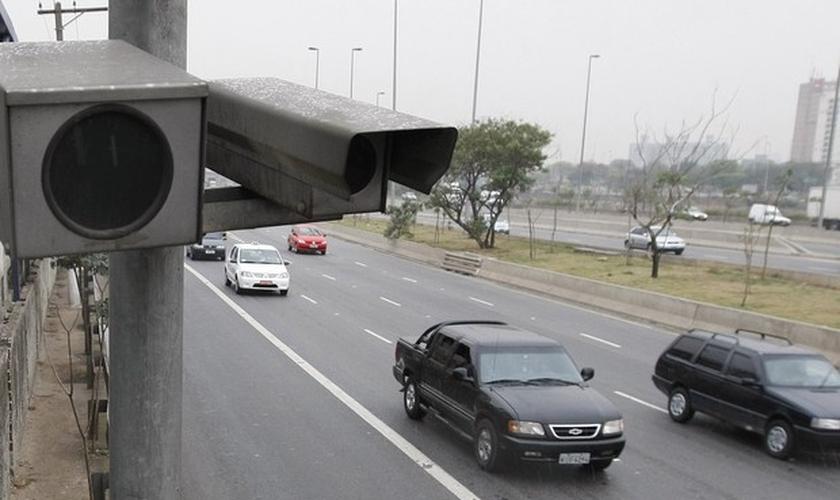multas de trânsito