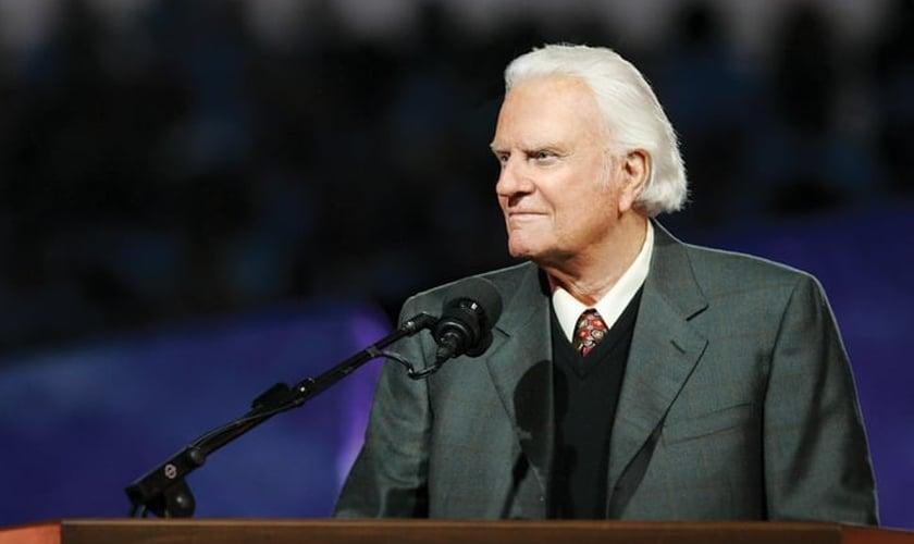 Aos 96 anos de idade, Billy Graham ainda é considerado um dos maiores evangelistas dos últimos tempos.