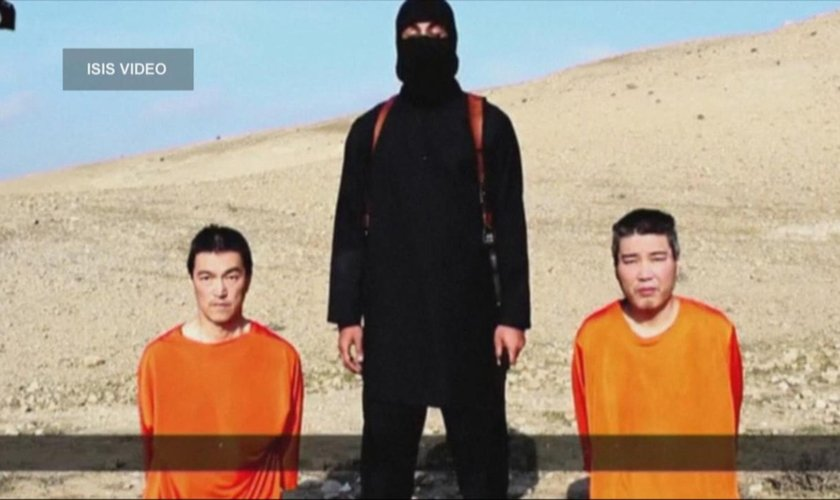 kenji Goto teria viajado à Síria, para procurar um amigo