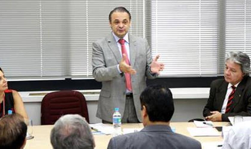 Novo Secretário de Turismo de SP, Roberto de Lucena inicia atividades recebendo lideranças ligadas ao setor