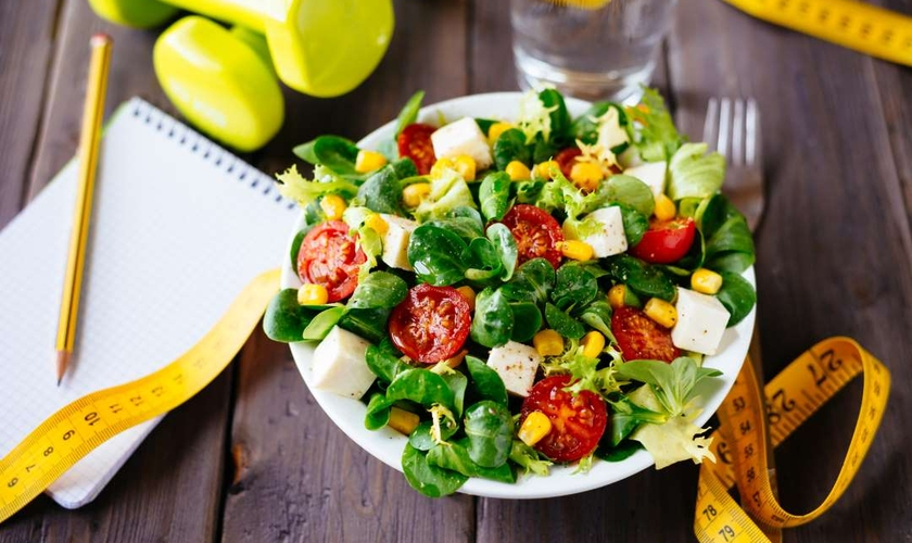 saladas completas