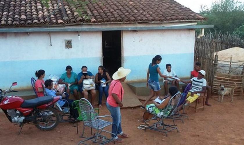 MAIS no sertão brasileiro