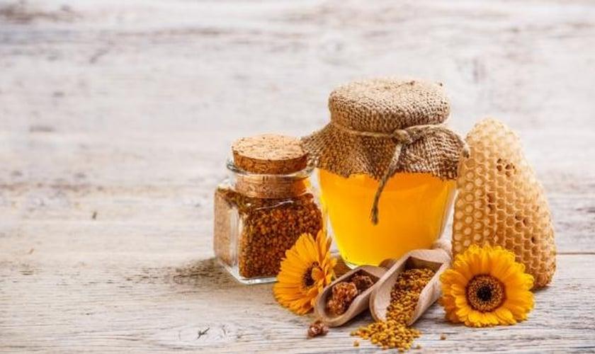 propriedades do mel