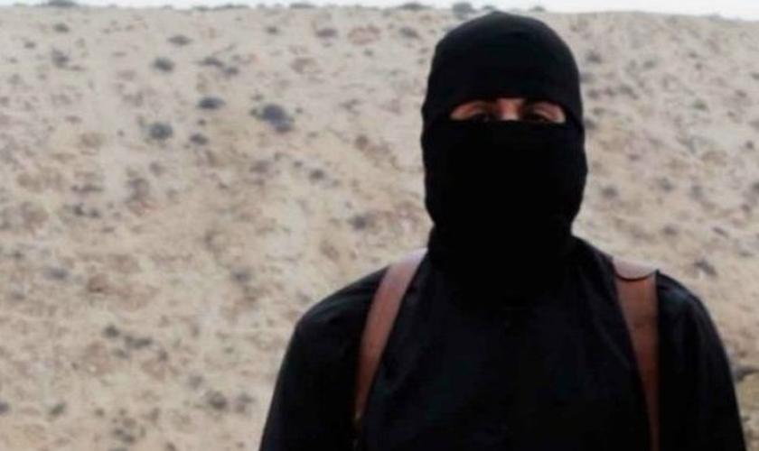 Carrasco do Estado islâmico