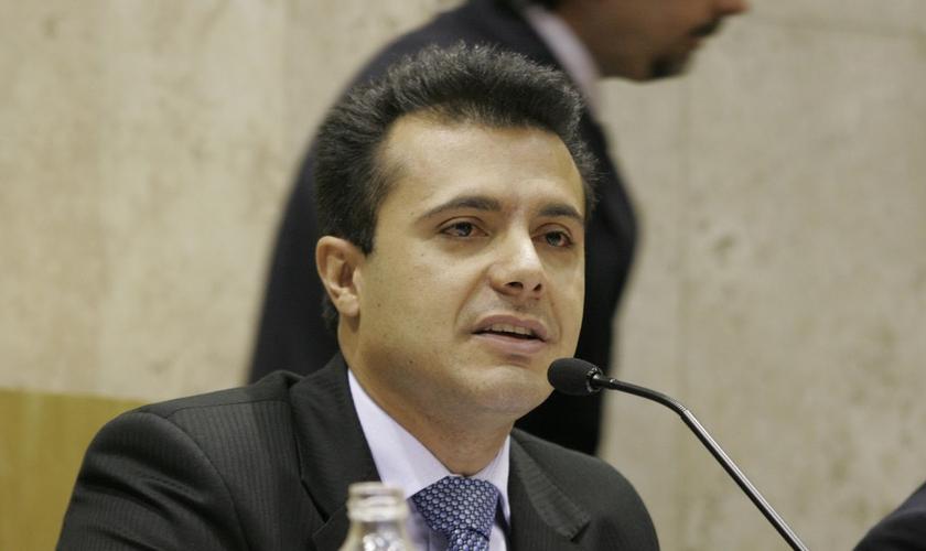 Deputado federal Marcelo Aguiar (DEM-SP), em entrevista exclusiva ao Guiame.