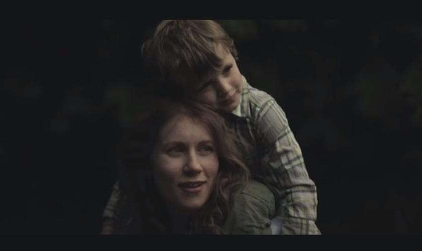 Mãe e Filho _ Homenagem Dove
