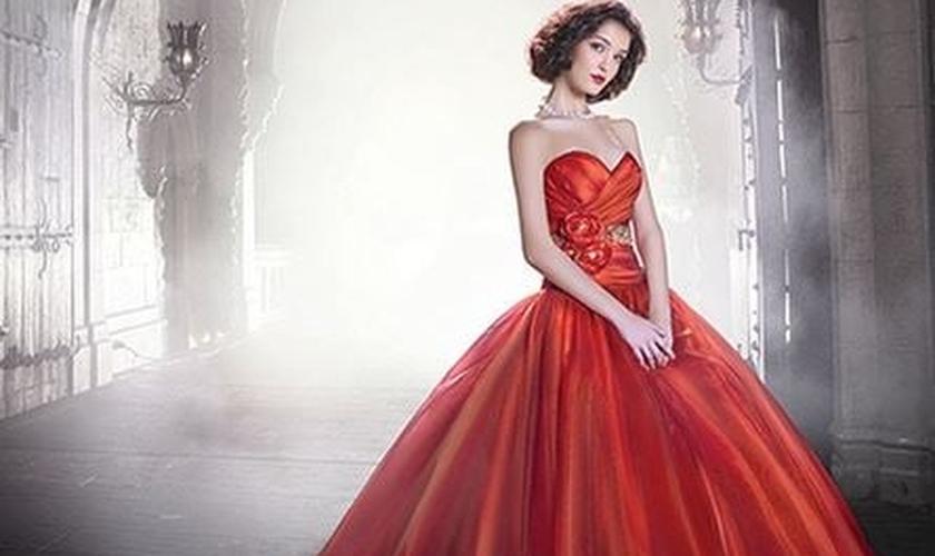 Vestidos inspirados nas princesas da Disney