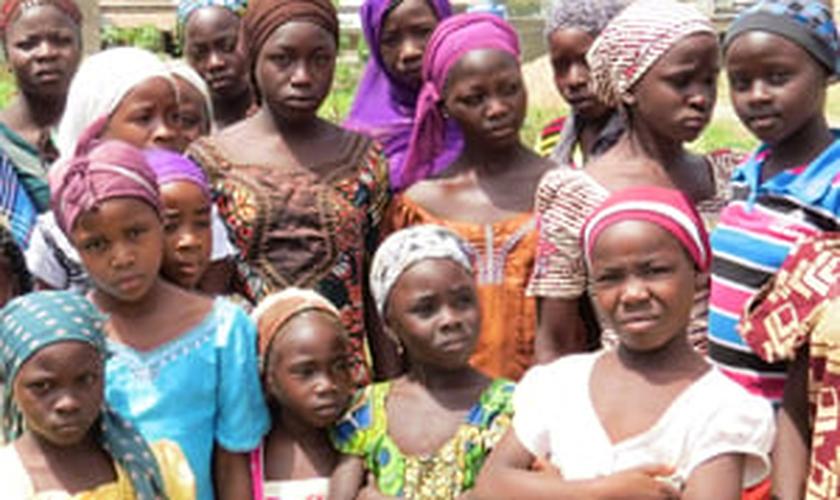 Crianças da Nigéria