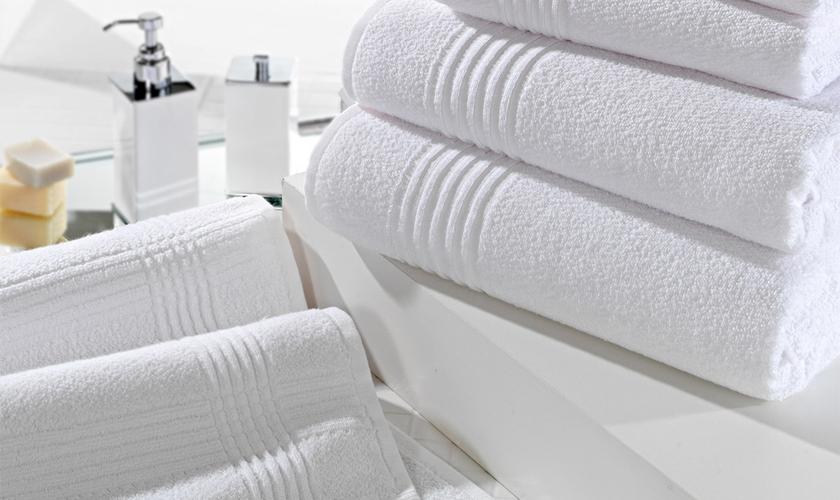 toalha de banho possibilita acúmulo de bactérias