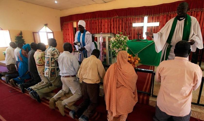 Igreja Presbiteriana no Sudão