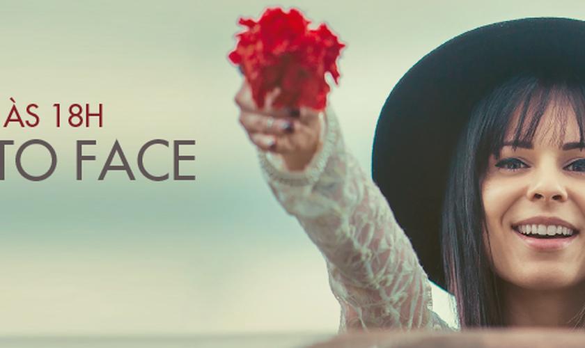 Face to Face com Marcela Taís