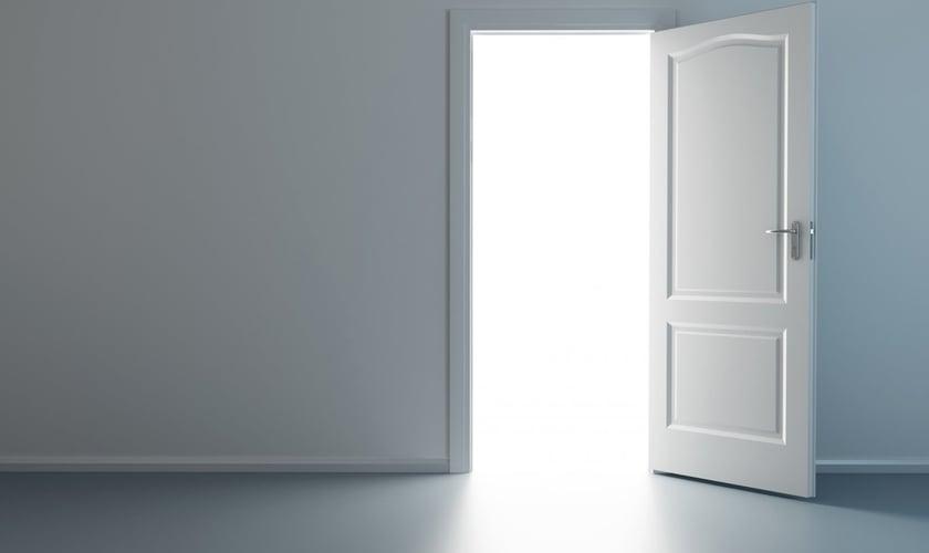 Porta _ eternidade