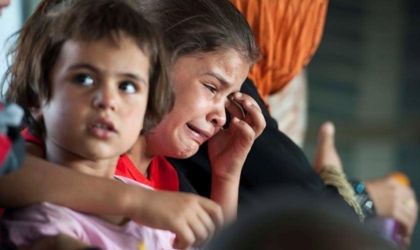 Segundo o Observatório Sírio para os Direitos Humanos (SOHR), o Estado Islâmico tem investido no recrutamento de crianças pela facilidade de promover um tipo de lavagem cerebral nos pequeno