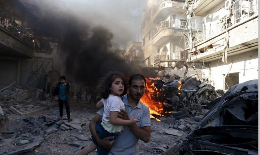 Além da Síria, países como Iraque, Sudão do Sul, Líbia, Turquia, Ucrânia e Azerbaijão são os que oferecem maior risco para minorias. (Foto: Reuters)