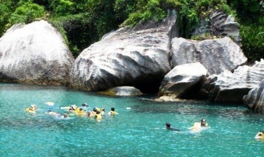 Ilha de Sangava