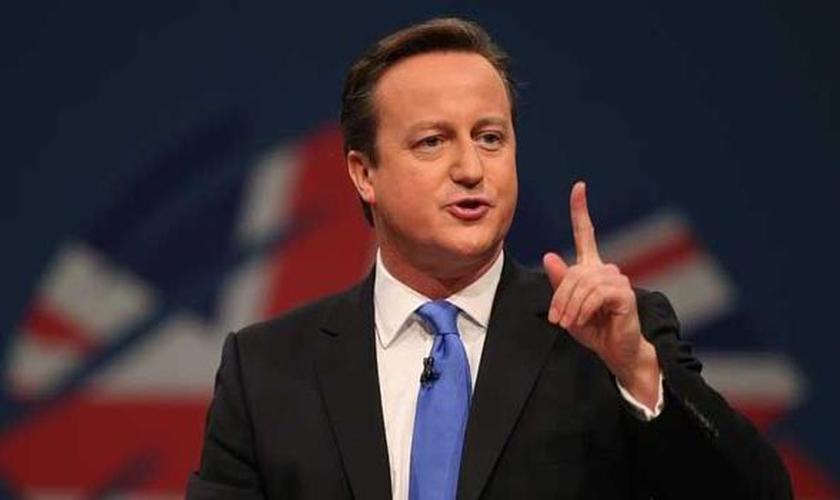 Primeiro-ministro britânico, David Cameron. (Foto: Express)