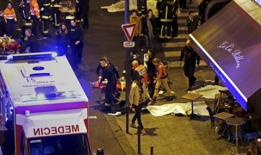 Foi o mais mortífero na Europa desde os atentados a bomba em Madri, em 2004. (Foto: Reuters)
