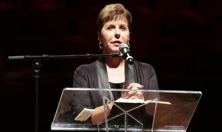 Joyce Meyer é escritora e palestrante. (Foto: Christian Post / Scott Liu)