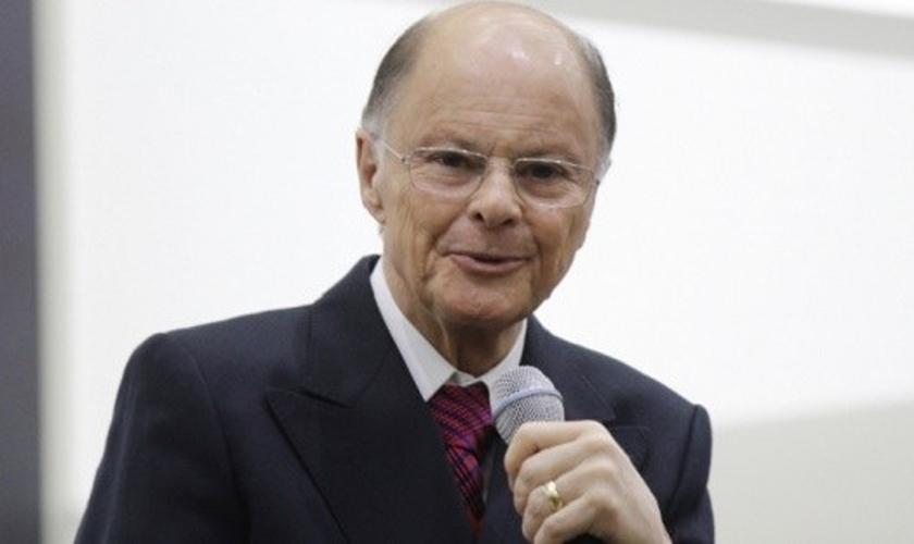 Bispo Edir Macedo, fundador da Igreja Universal do Reino de Deus. (Foto: Reprodução)