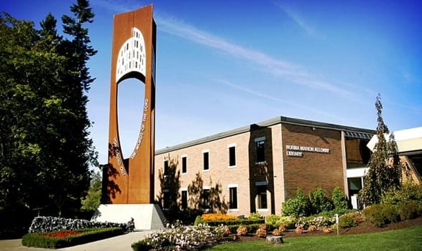 Universidade Trinity Western, no Canadá. (Foto:  TRINITY WESTERN UNIVERSITY)