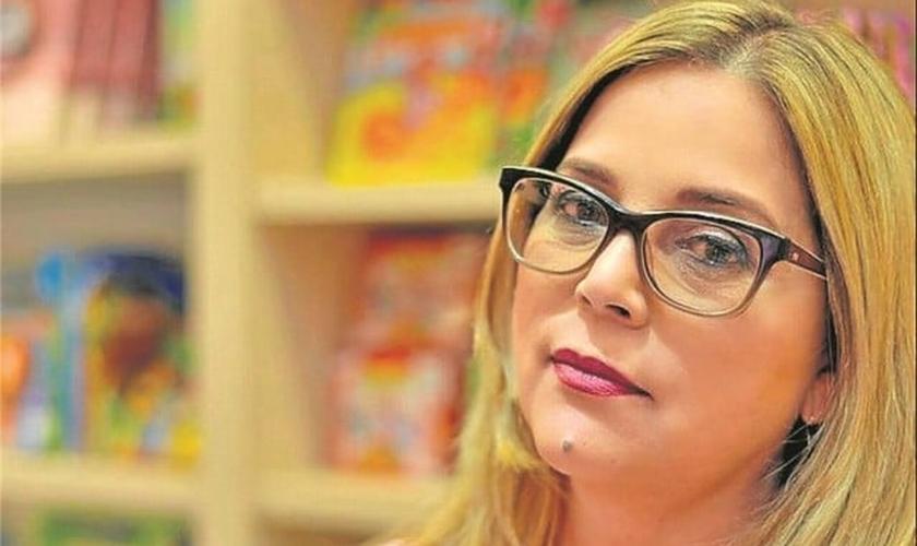 Marisa Lobo é psicóloga e tem denunciado a doutrinação ideológica flagrante do Conselho Regional de Psicologia do Paraná. (Imagem: Guiame)