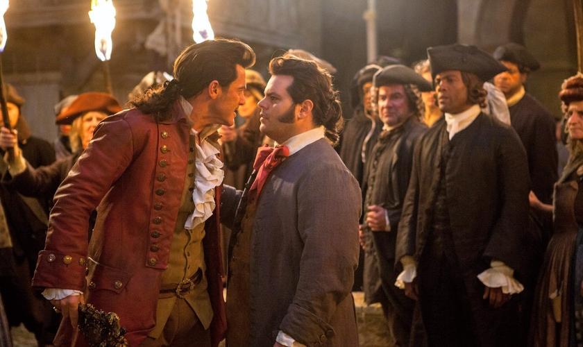 Cena do filme 'A Bela e a Fera'. (Foto: Entertainment Weekly)