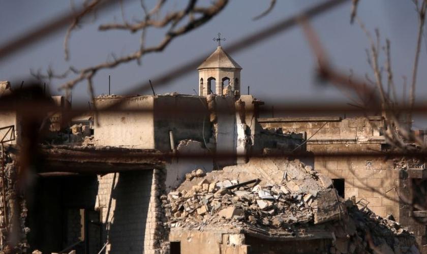 O diretor considera o apoio do governo à literatura cristã como um enorme milagre. (Foto: Reuters).