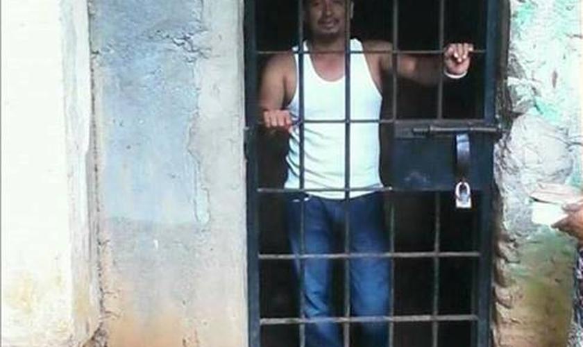 Em menos de um ano, Lauro foi preso quatro vezes. (Foto: COC).
