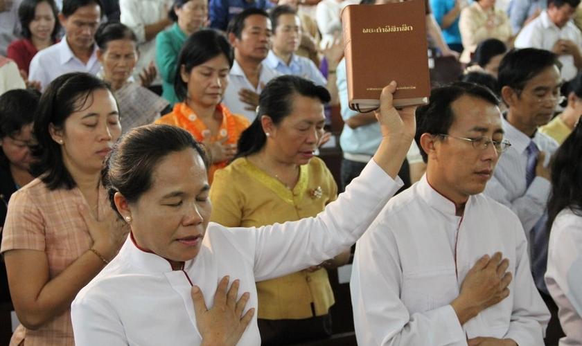 Dan explicou que não havia um bom método de evangelismo quando ele começou. (Foto: Reuters).