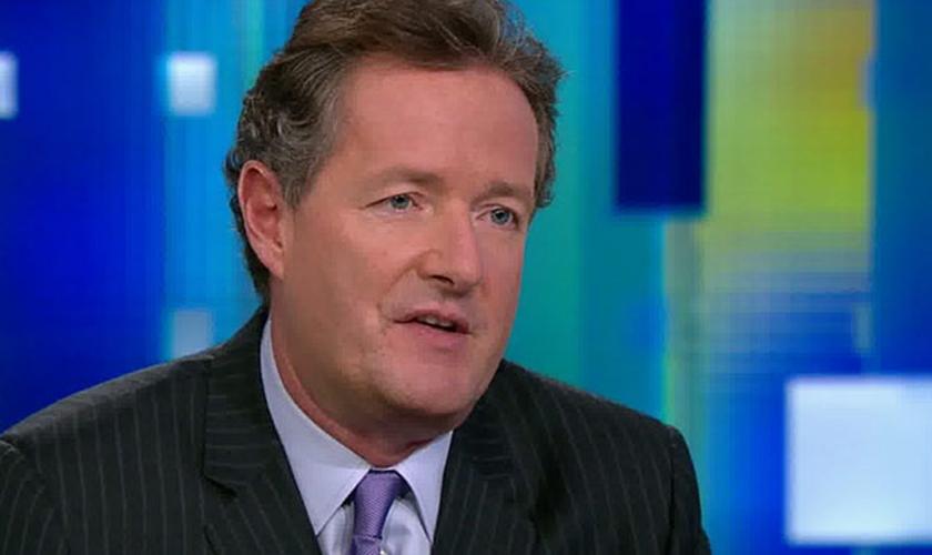 O jornalista se pronunciou durante o jornal da Fox News. (Foto: Reprodução).