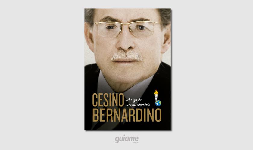 Cesino têm uma história de vida permeada por poderosos testemunhos de milagres e lições preciosas. (Foto: Divulgação).