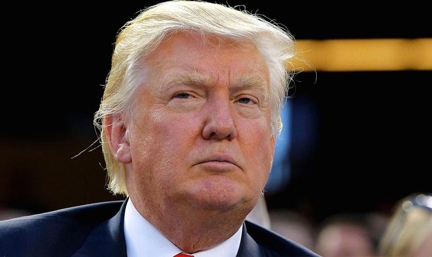 Presidente dos Estados Unidos, Donald Trump. (Foto: Reuters)