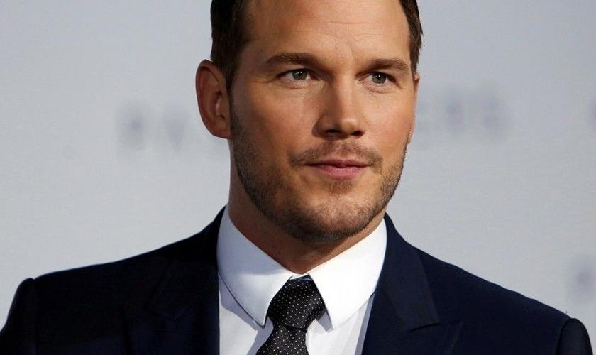 """Chris Pratt é protagonista do filme em cartaz """"Guardiões da Galáxia"""". (Foto: Reprodução)"""