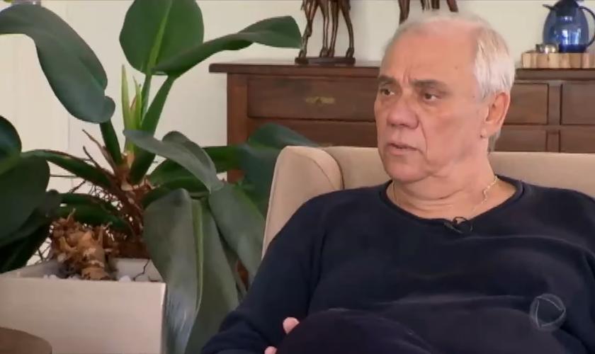 Marcelo Rezende está fazendo tratamento contra o câncer. (Foto: Reprodução).