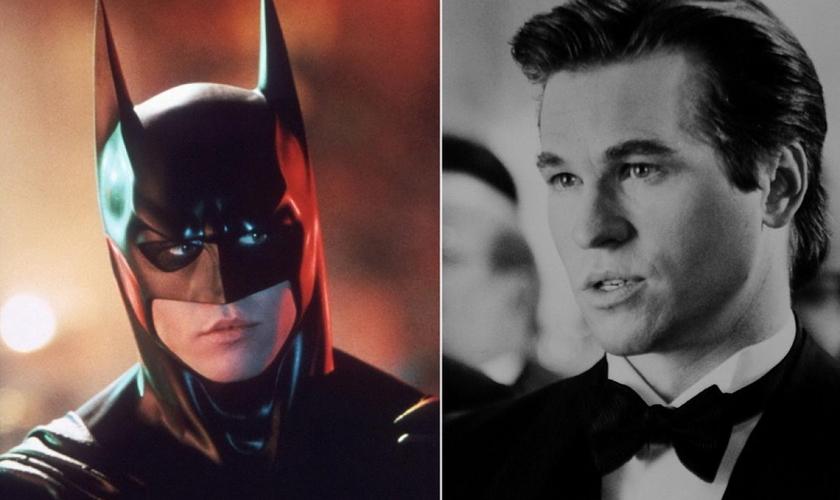 O câncer bucal de Kilmer foi divulgado pela primeira vez no ano passado pelo ator Michael Douglas. (Foto: Reprodução).