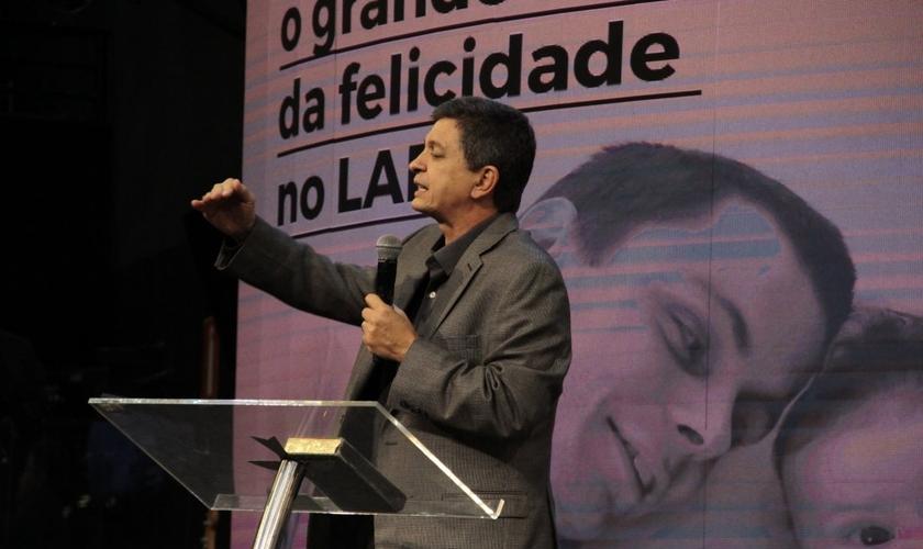 Paulo Mazoni é pastor presidente da Igreja Batista Central de Belo Horizonte. (Foto: Divulgação).