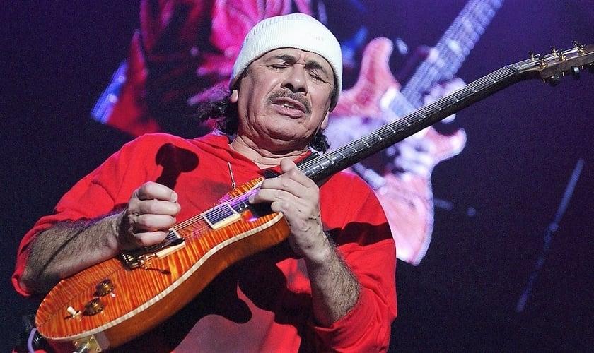 Carlos Santana. (Foto: Grammy)