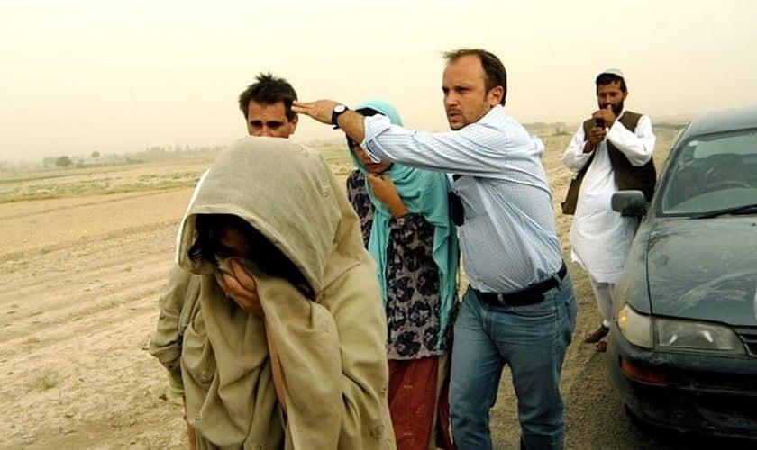 Missionários sul-coreanos são resgatados de cativeiro do Talibã. (Foto: The Korean Herald)