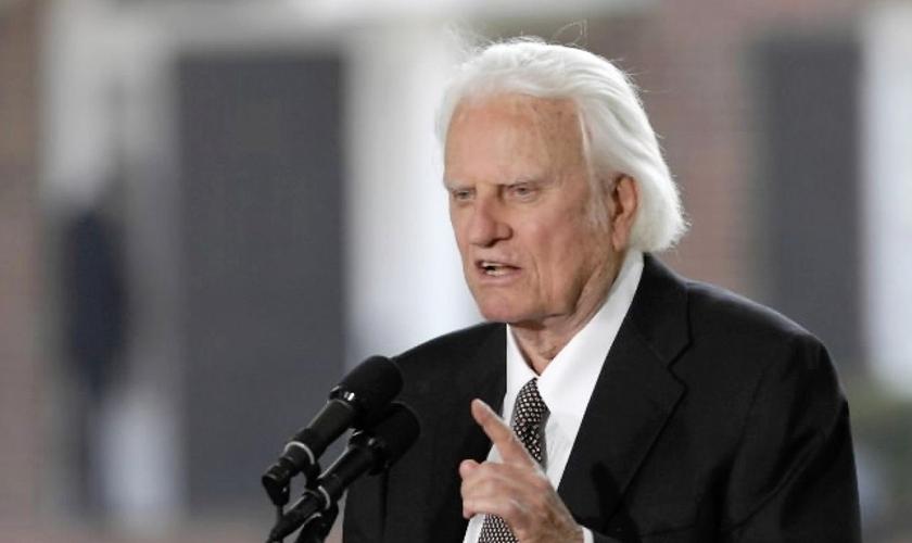 Aos 98 anos de idade, Billy Graham ainda tem seu ministério lembrado como uma das maiores organizações evangelísticas dos últimos tempos. (Foto: BGEA)