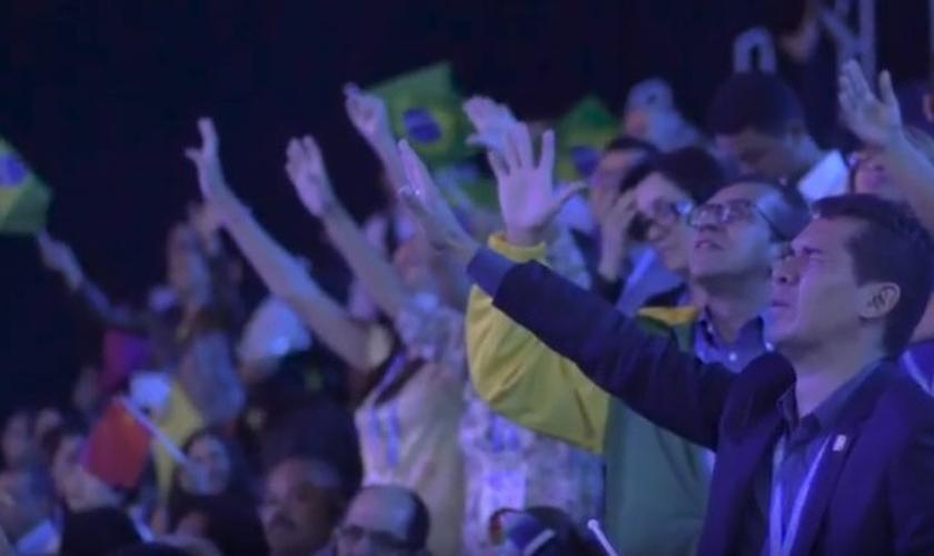 Ao longo das últimas quatro décadas a celebração impactou centenas de milhares de cristãos e judeus. (Foto: ICEJ).
